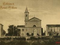 1930 - Chiesa e il suo campanile