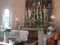 Interno - Altare